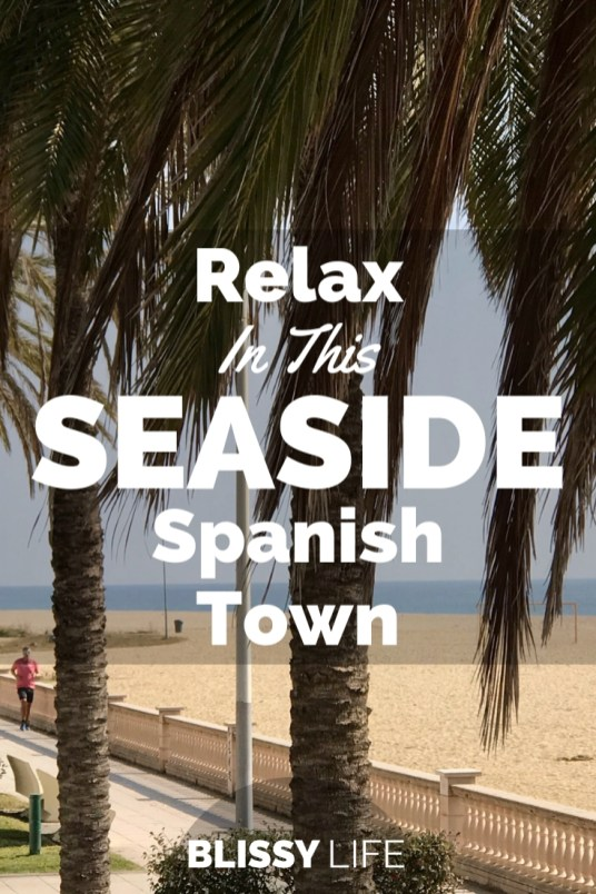 Relax In This Spanish SEASIDE Town