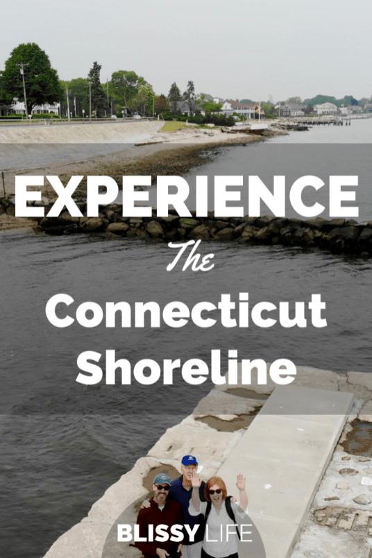 EXPERIENCE The Connecticut Shoreline
