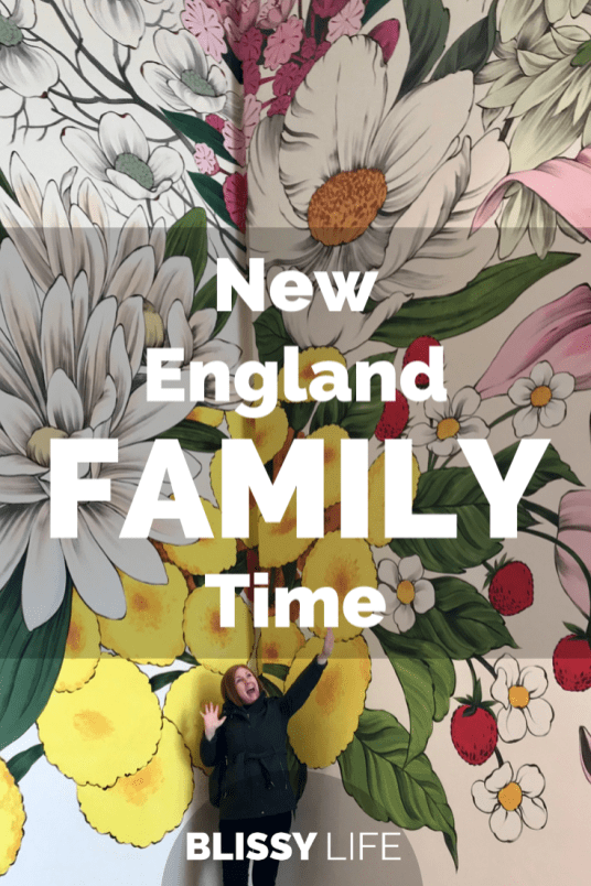 New England FAMILY Time