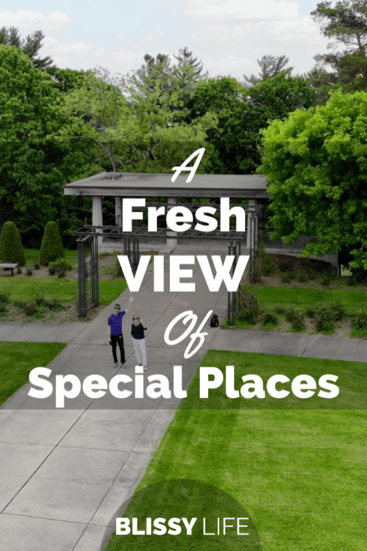A Fresh VIEW Of Special Places