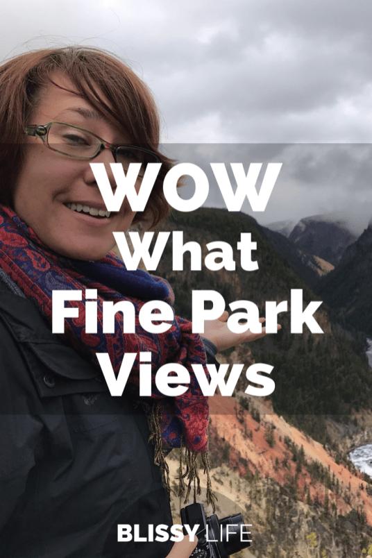 WOW What Fine Park Views