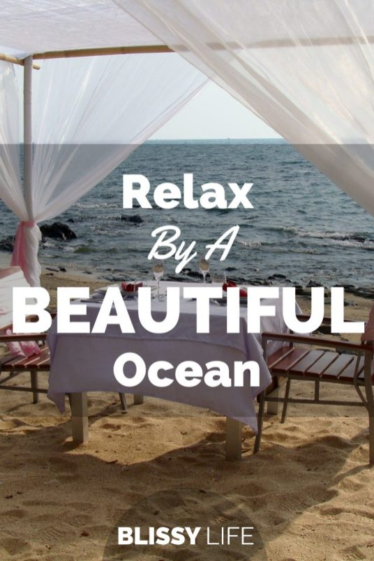 Relax By A BEAUTIFUL Ocean