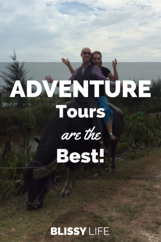 ADVENTURE Tours are the Best!