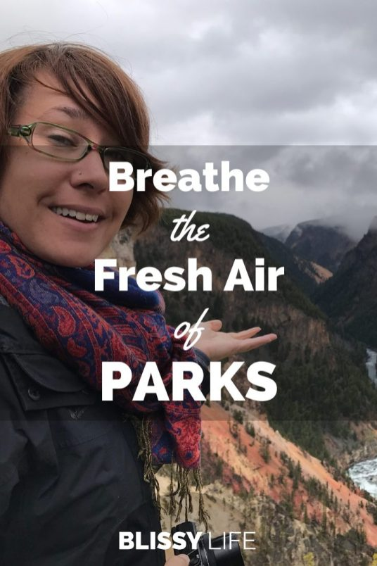 Breathe the Fresh Air of PARKS