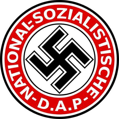 nazismo lixo