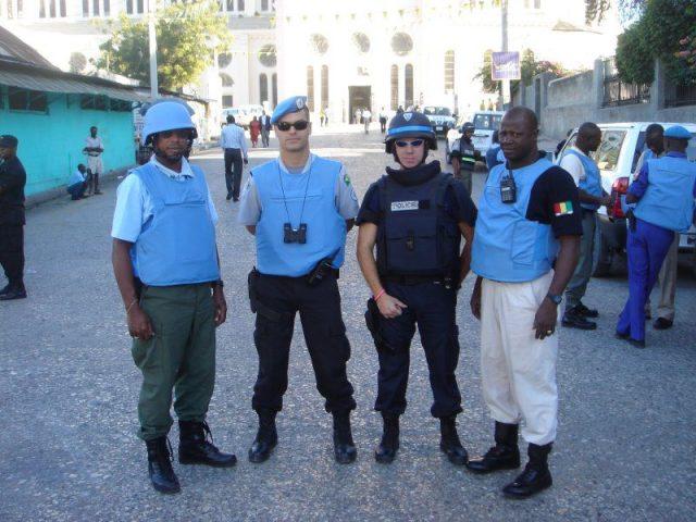 cleiton no haiti