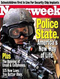 Capa newsweek