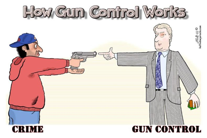 Como funciona o desarmamento