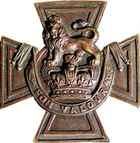Cruz Vitoria - Mais alta comenda concedida aos militares britânicos