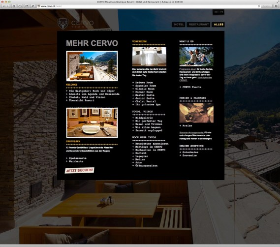 Online-Branding: CERVO Mountain Boutique Resort, Zermatt-2412