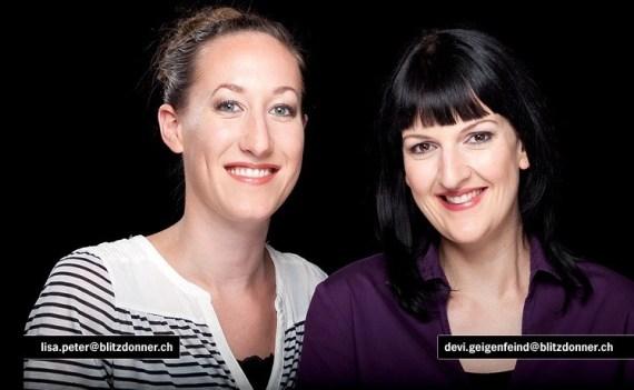 Werbeagentur Bern Blitz & Donner: Wechsel im Personalmanagement
