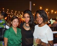 Jillian Choi, Zoe Lukov, Alyse Archer-Coit