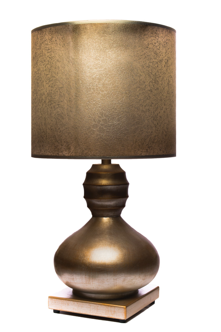 1977 LM wooden table lamp, AED1,175 Al Huzaifa