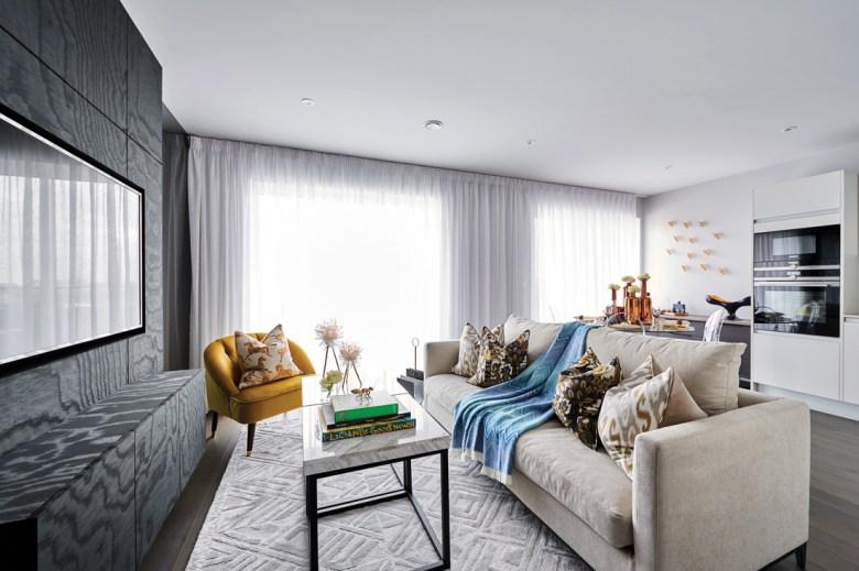 5mm Design, Living room