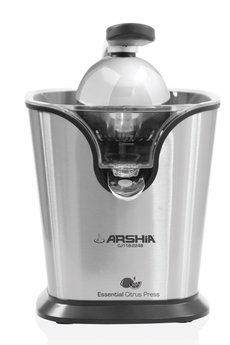 Citrus Juicer with hand press, Dhs 220.5, Arshia
