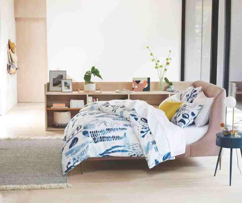 Lana Bed, Zen Interiors