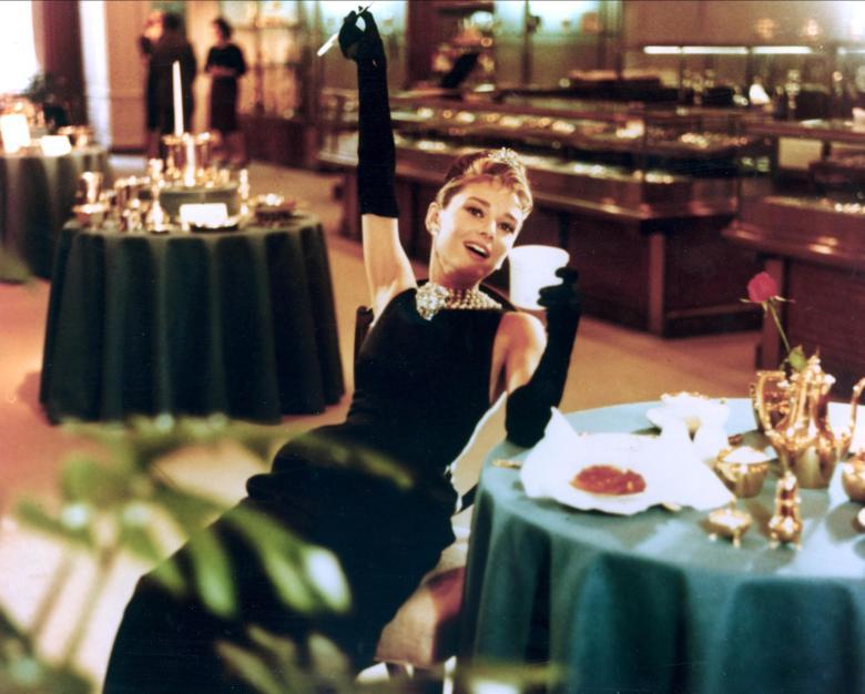 Breakfast at Tiffany's Audrey Hepburn