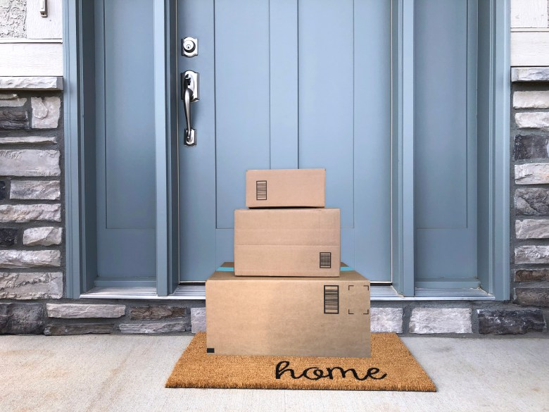 Home delivery boxes
