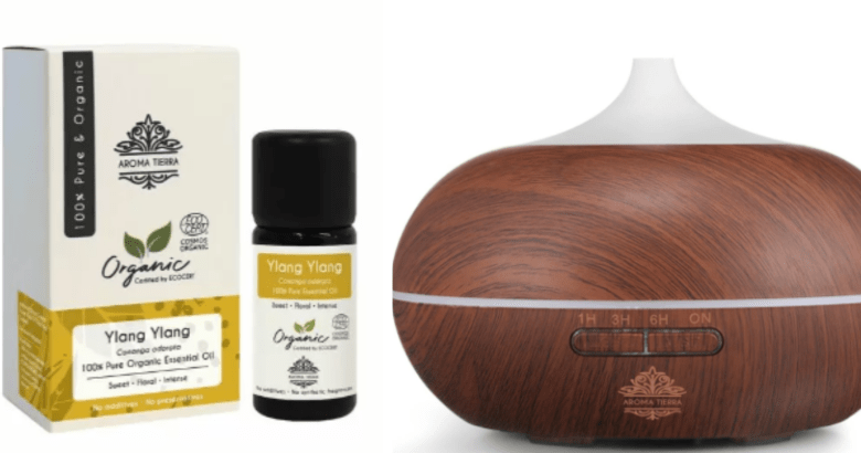 Aroma Tierra essential oils