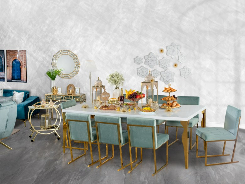 Homebox Ramadan 2021 collection dining table