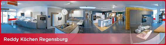 360° Panorama-Tour Reddy Küchen Regensburg