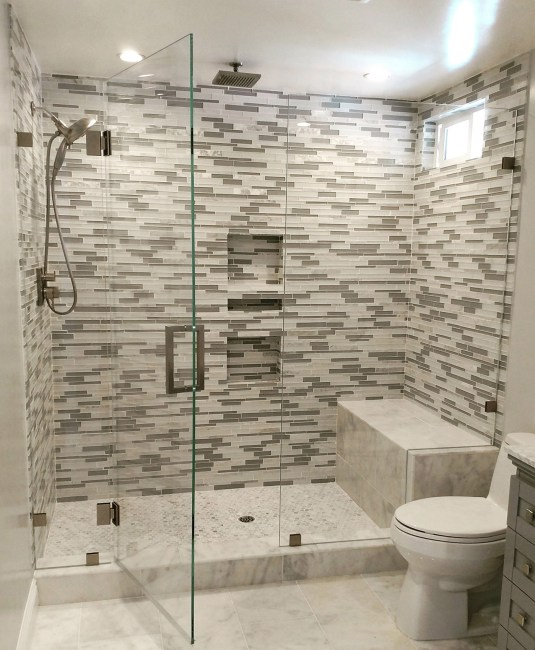 Blizzard Frameless Frameless Shower Doors