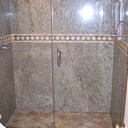 Inline Glass To Glass 6 By Blizzard Frameless Showers