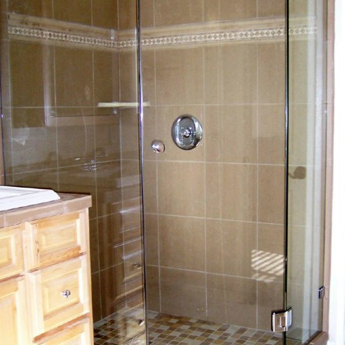 Neo Angle 12 By Blizzard Frameless Showers