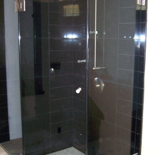 Neo Angle 13 By Blizzard Frameless Showers