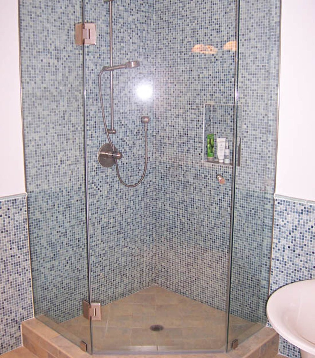 Neo Angle 15 By Blizzard Frameless Showers