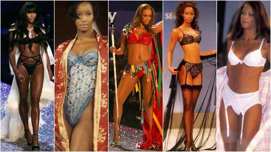 023ffc1f5a All The Black Models Who ve Walked The Victoria s Secret Fashion Show