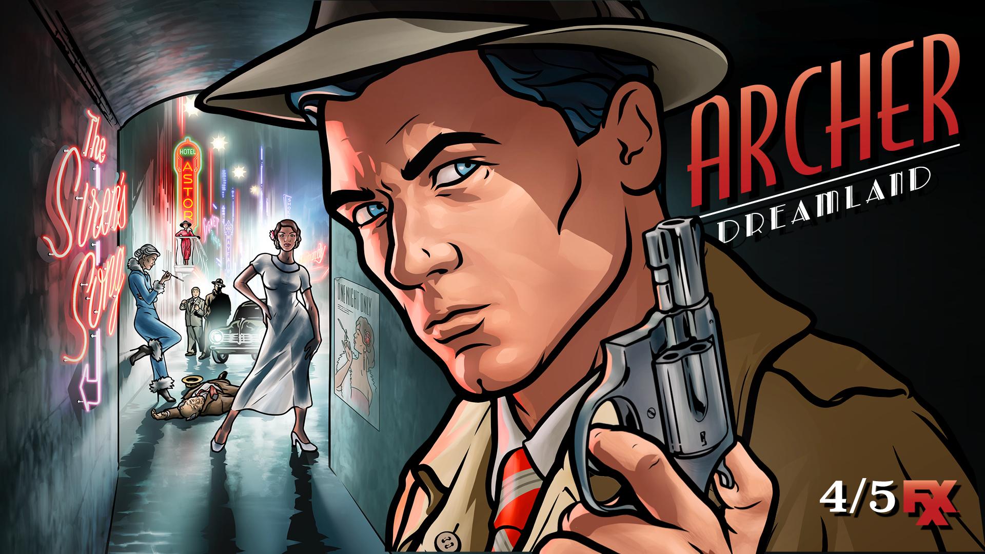 Archer: Dreamland (Season 8)