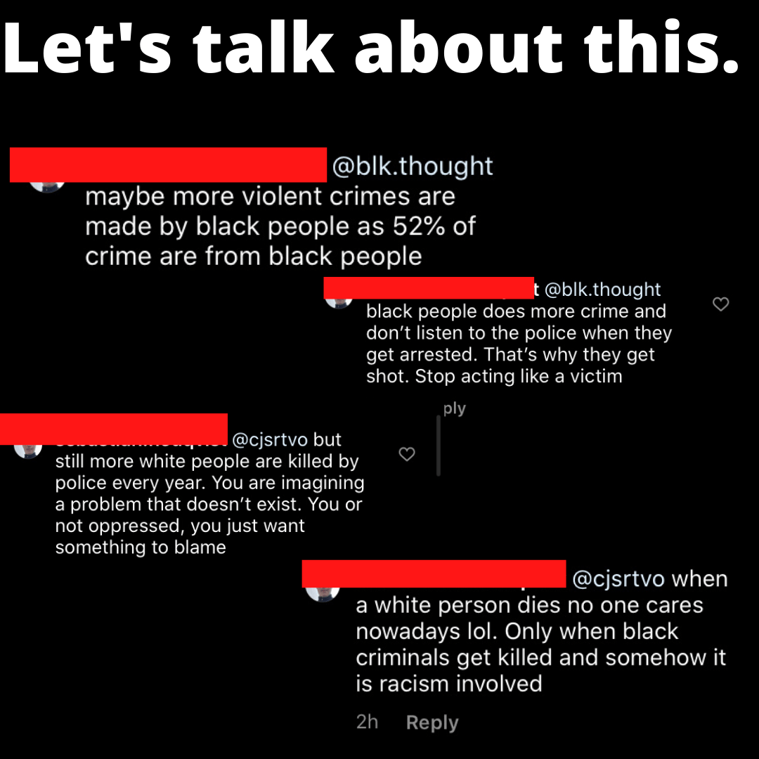 Most Common Arguments AGAINST BLM, DESTROYED