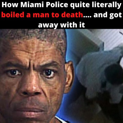 Miami Police got away with BOILING an Inmate (Darren Rainey), then it just goes to show the power of how police covered this up.