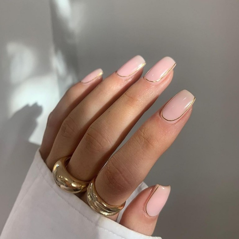 On Our Radar: Solid Gold Nails