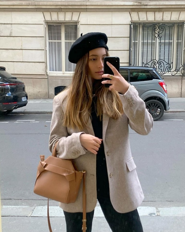 The Best Berets: French Girl Style - Ilôna Bottey