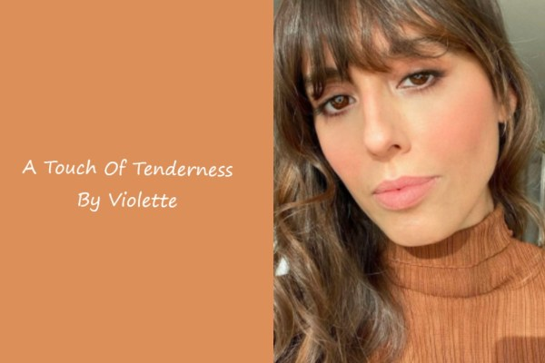 """Makeup Look: """"A Touch Of Tenderness"""" by Violette"""