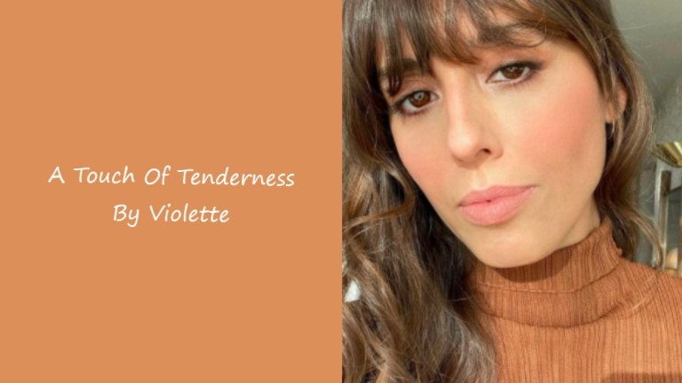 Makeup Tutorial: A Touch Of Tenderness by Violette