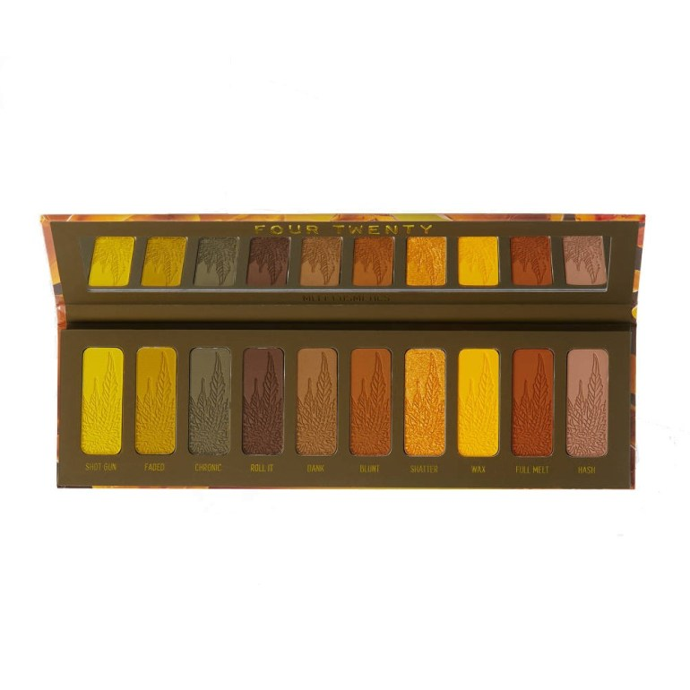 Melt Cosmetics Four Twenty Eyeshadow Palette