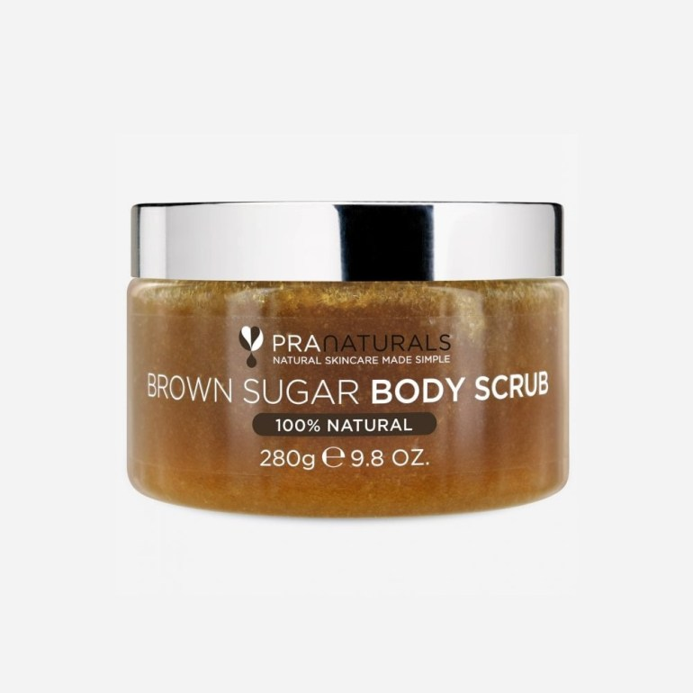 PraNaturals Brown Sugar Body Scrub