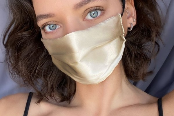Why Silk Face Masks & Coverings Are Better For Your Skin