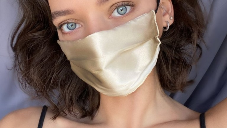 Find Out Why Silk Face Masks & Coverings Are Better For Your Skin