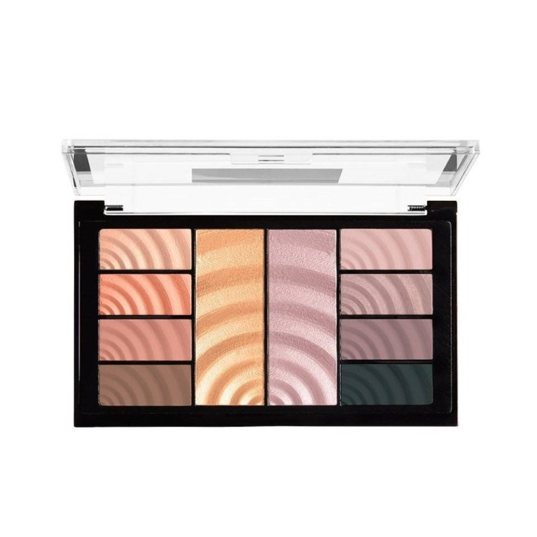 Neutral Eyeshadow Palettes For Every Budget: Maybelline Total Temptation Eyeshadow and Highlight Palette