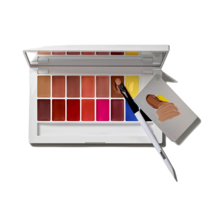 Makeup By Mario Master Mattes Pro Lip Palette