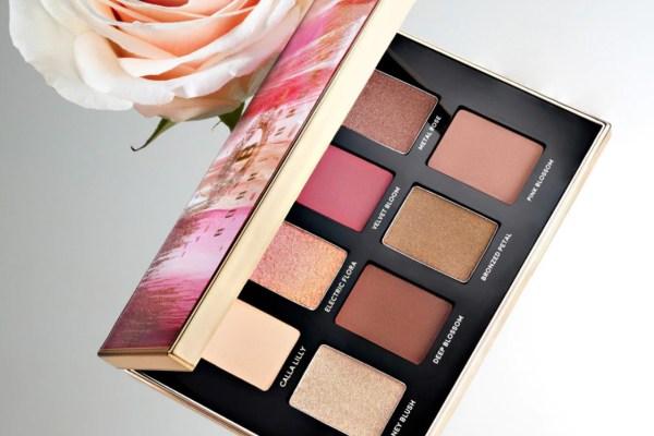 Review: Bobbi Brown Luxe Metal Rose Eye Shadow Palette