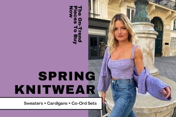 Spring 2021 Knitwear | The On-Trend Pieces To Buy Now
