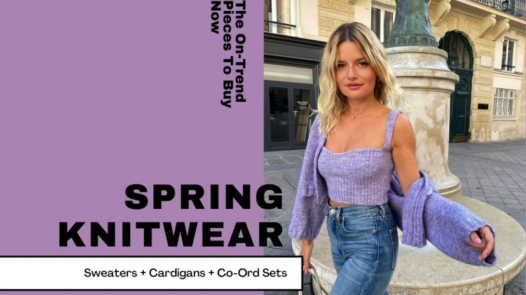 Spring 2021 Knitwear - Shop Sweaters, Cardigans & Co-Ord Sets