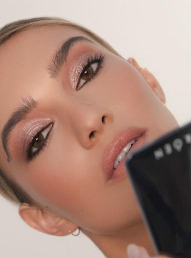 Wet-Look Shimmer Eyes | ROEN Beauty