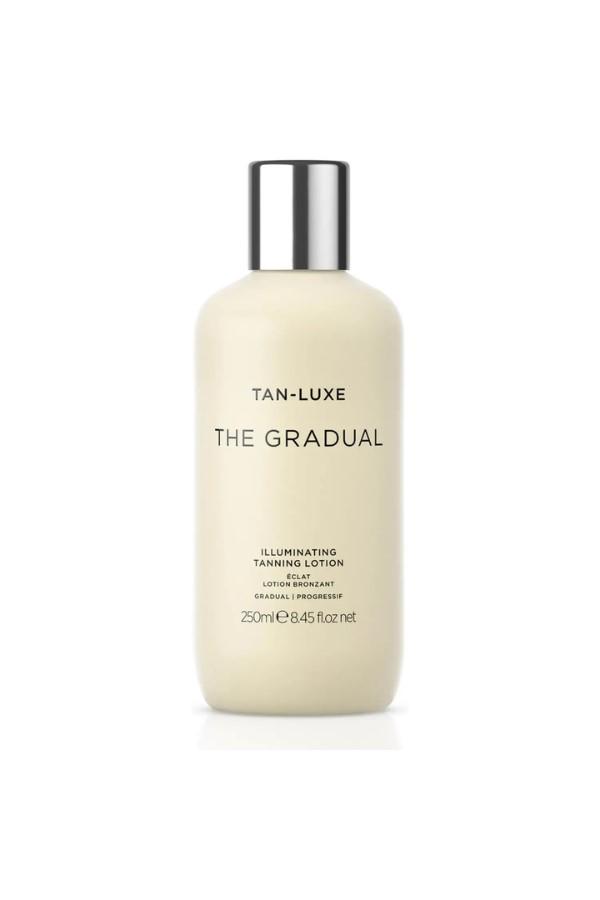 Shop the Tan-Luxe The Gradual Illuminating Tanning Lotion 250ml - Light