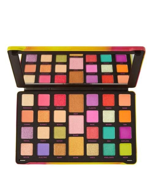 Makeup Revolution Neon Heat Limitless Shadow Palette